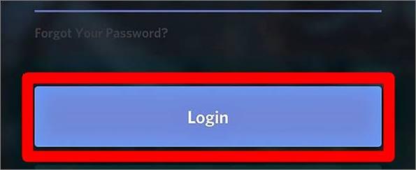 login-discord