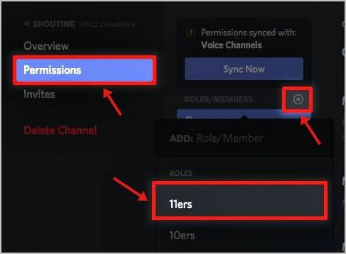 voice-channel-configuration